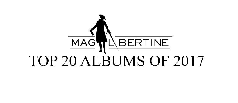 Libertine'den 2017 yılının en iyi 20 albümü