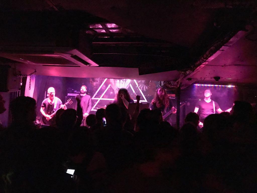 İstanbul'un tek Rammstein Tribute grubu Stahl ile röportaj!