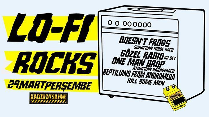 LO-FI ROCKS!