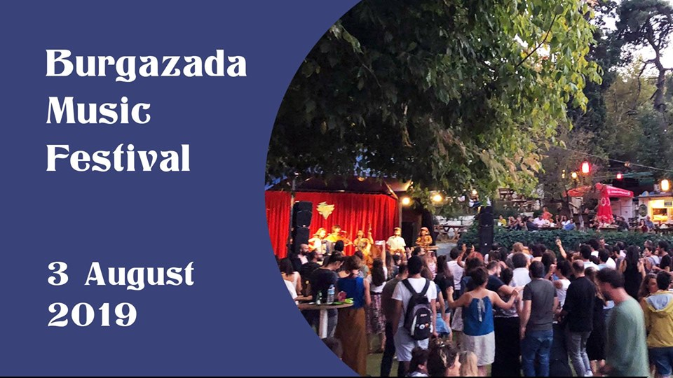 Burgazada Music Festival ile Ağustosa Merhaba!