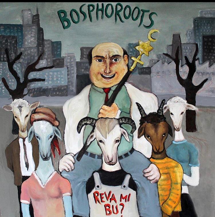 Bosphoroots'dan Yeni Tekli!