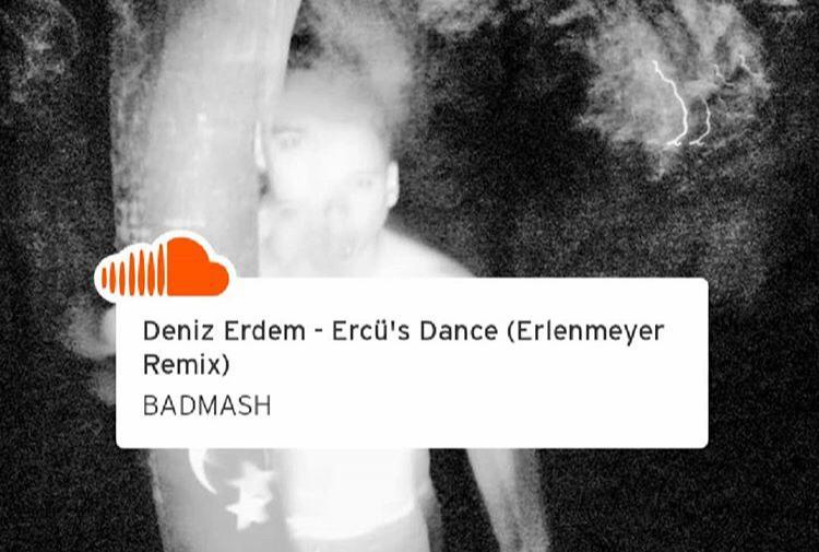 Deniz Erdem – Ercü's Dance Remix EP Yayımlandı!