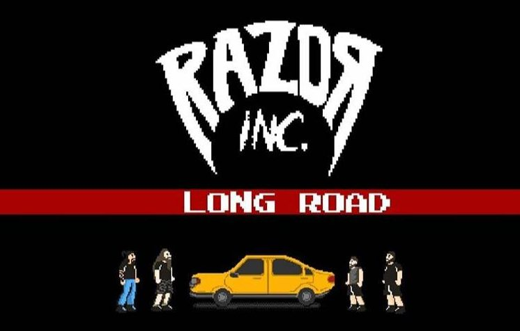 Razor Inc. İlk Klibini Yayımladı!