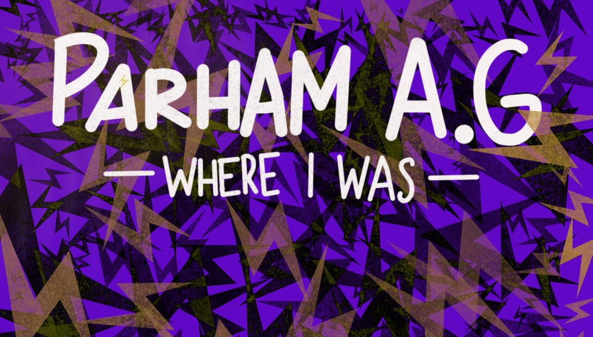 Parham A.G'den Yeni EP